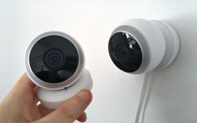 cámaras de seguridad wifi protek