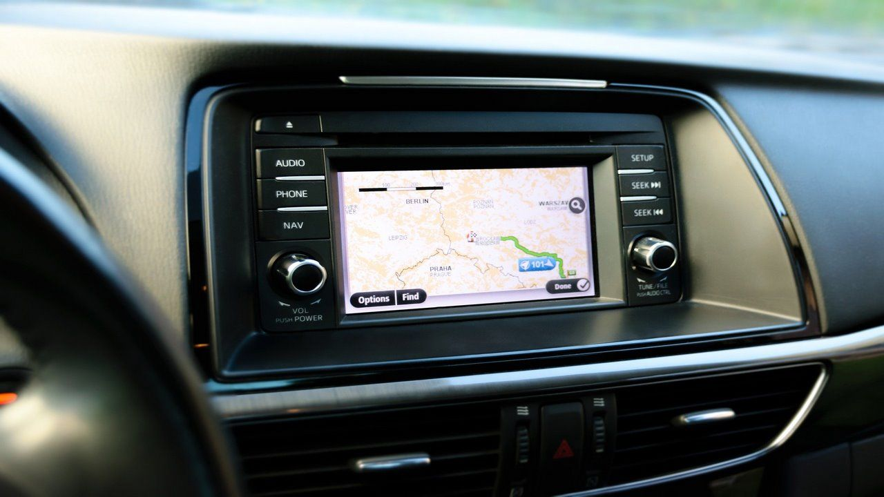 Rastrear auto por GPS