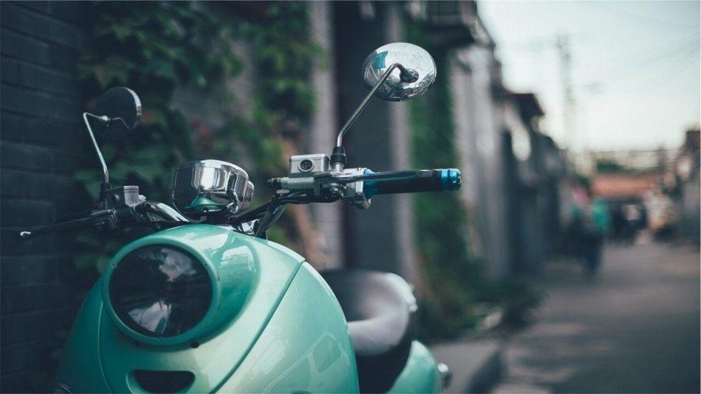 cómo encontrar una moto robada