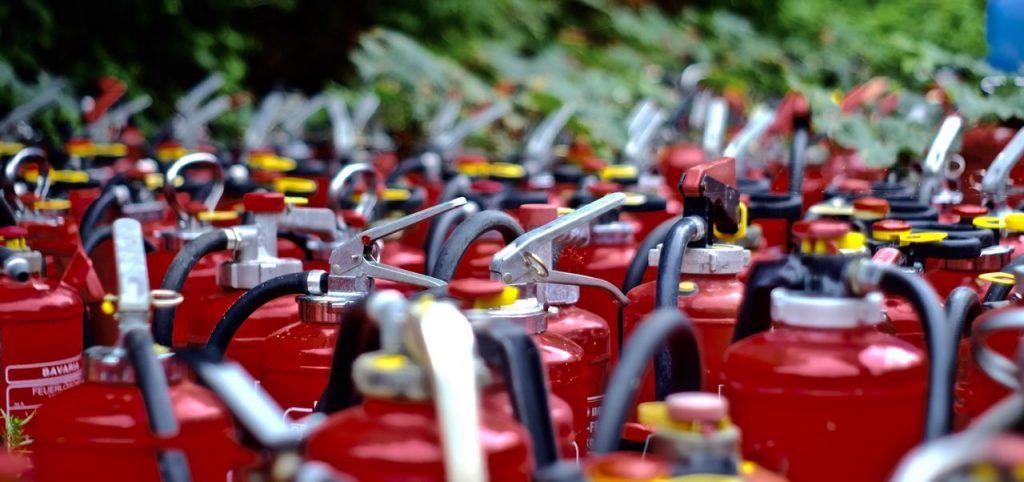 Prevención y extinción de incendios