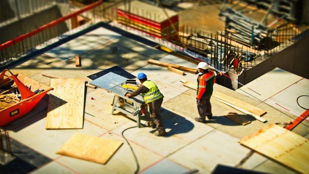 Manual de seguridad para obras en construcción