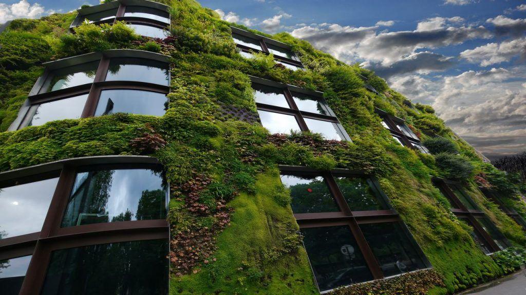 proyecto de casa ecológica